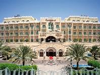 Hotel Grand Hyatt Muscat - v září