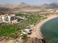 Al Bustan Palace, A Ritz Carlton Hotel Snídaně
