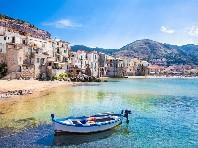 Sicílie – ostrov boha Slunce - v červenci