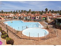 Bungalovy Castillo Playa - bungalovy
