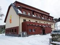 Hotel Toč - v únoru