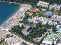 Hotel Montenegro - v dubnu