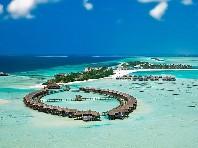 Hotel Olhuveli Beach & Spa Resort - luxusní hotely