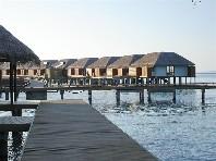 Hotel Velassaru Maldives - v lednu