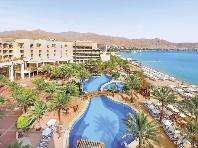 Hotel Intercontinental Aqaba Beach Resort - v listopadu