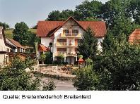 Breitenfelderhof Zur Riegersburg Snídaně