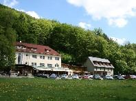Hotel Skalní Mlýn Snídaně