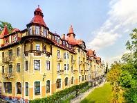 Grandhotel Praha - v listopadu