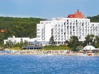Amber Baltic Hotel Snídaně