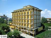 Hotel Sorriso - v září