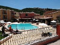 Hotelový komplex Club Esse Posada Beach Resort - na pláži