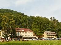 Hotel Skalní Mlýn - hotel