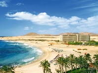 Hotel Riu Oliva Beach Resort - na pláži