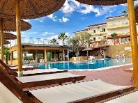 Klubový Aparthotel Akropolis  - v květnu