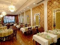 Hotel Delphin Palace - v listopadu