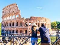 Víkend v Římě - Last Minute a dovolená