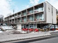 Hotel Rocket Rooms Velden - snídaně