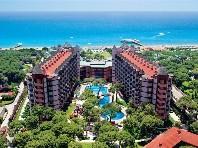 Hotelový komplex Papillon Zeugma - v říjnu