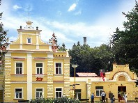 Lázeňské domy (Slovanka, Praděd, Říp, Vítkov, Kyse - Last Minute a dovolená