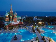 Asteria Kremlin Palace Hotel - letecky all inclusive