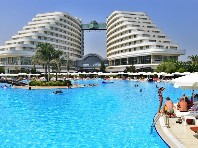 Hotel Miracle Resort - letecky all inclusive