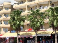 Hotel Hermes Kleopatra Beach - v říjnu