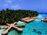 Hotel Fihalhohi Island Resort & Spa - letecky