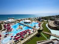 Hotel Kaya Palazzo Golf Resort - v lednu