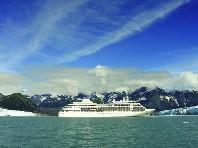 Luxusní plavby - plavba na Aljašku Plná penze