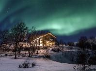 Kirkenes Snow Hotel - v březnu