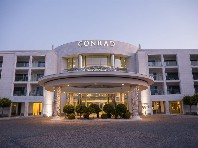 Hotel Conrad Algarve - snídaně