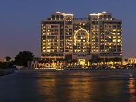 Hotel Ajman Saray a Luxury Collection Resort - luxusní dovolená