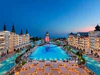 Hotel Titanic Merdan Palace Golf - letecky all inclusive