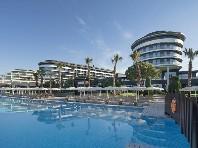 Hotel Voyage Belek Golf - luxusní dovolená