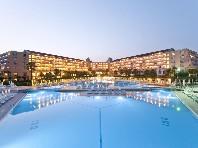 Hotel Kaya Belek Golf - luxusní dovolená