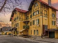 Hotel Triglav Bled - v listopadu