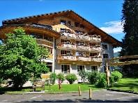 Hotel Ribno Bled - v říjnu