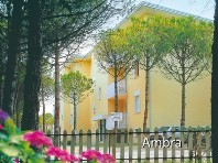 Apartmány Larice Ambra - ubytování