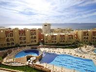 Marina Plaza Hotel Tala Bay  - v červenci