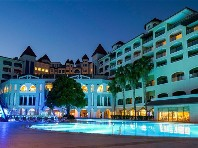 Sirene Belek Hotel - zájezd na Turkish Open - hotely