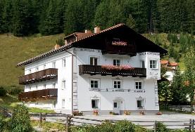 Apartmánový dům Fliana