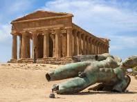 Krásy Sicílie - Hotel Torre Normanna - luxusní dovolená