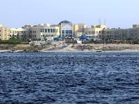Hotel Kairaba Mirbat Salalah - v září