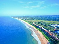 The Long Beach Resort - na pláži