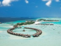 Olhuveli Beach And Spa - letecky all inclusive