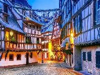 Adventní Štrasburk - v prosinci