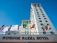 Hotel Windsor Barra Snídaně