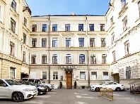 Hotel Nevsky Aster Snídaně
