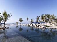 Hotel Al Baleed Resort by Anantara - v lednu