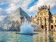 Nenáročný víkend v Paříži - Autobusem